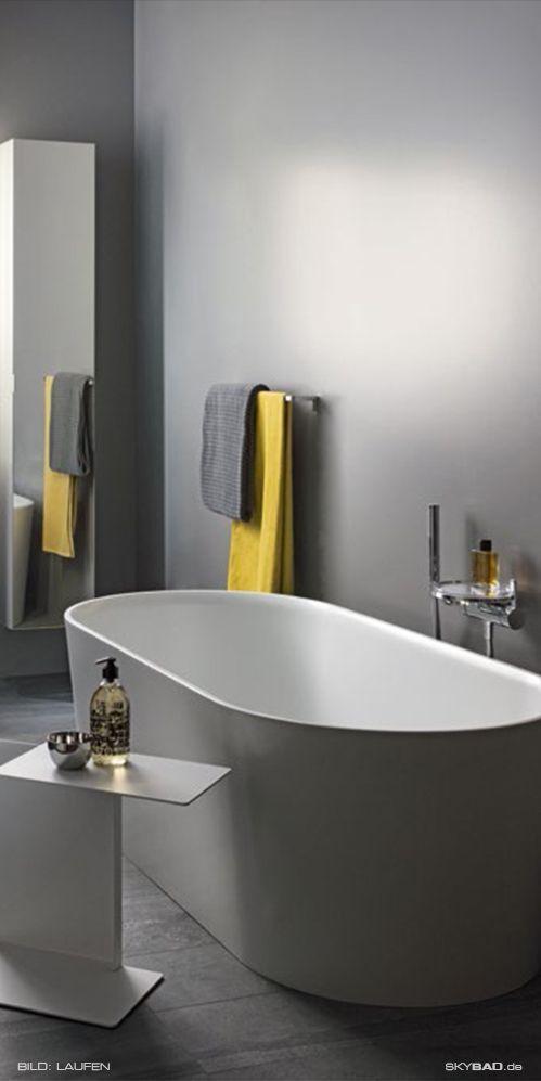 Freistehende Badewanne In 2020 Freistehende Badewanne Kleine Badezimmer Badewanne