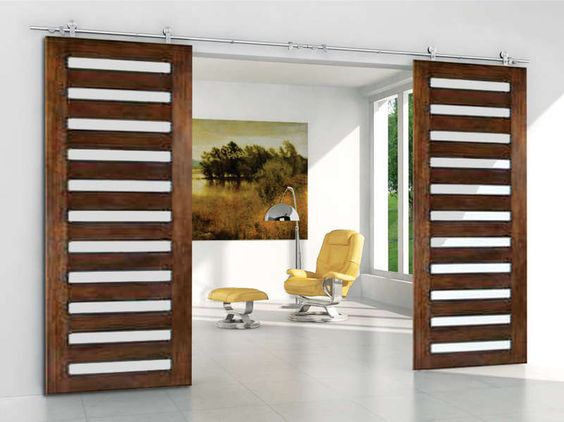 love these doors/ room divider
