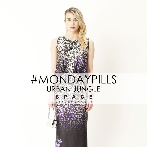 Immerse yourself into Urban Jungle with Space Style Concept! #MondayPills