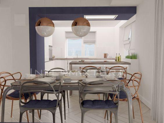 Trojmiasto Slupsk I Okolice Projekt Wnetrza I Fotorealistyczna Wizualizacja 3d Kuchni In 2020 Home Decor Furniture Decor