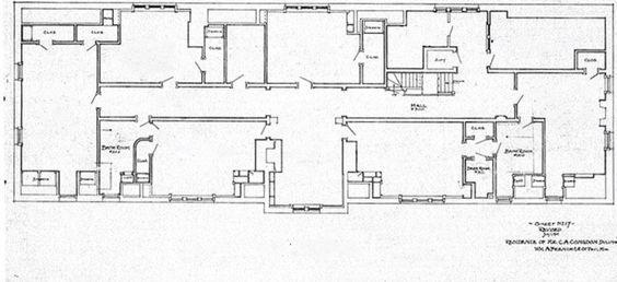 Glensheen Mansion - 3rd floor