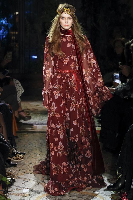 Bohemian Fashion: Floral Prints