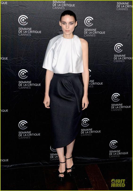 Rooney Mara in Dior