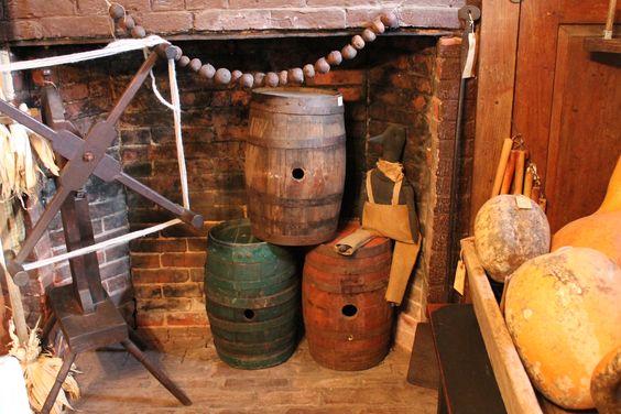 early barrels~