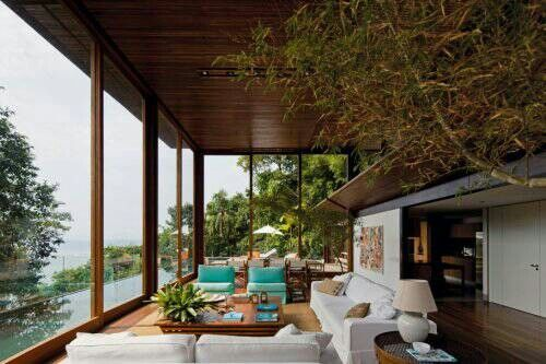 Gorgeous deck