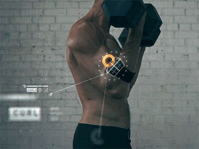 PUSH - Strenght in Numbers by Nicolas Girard, via Behance