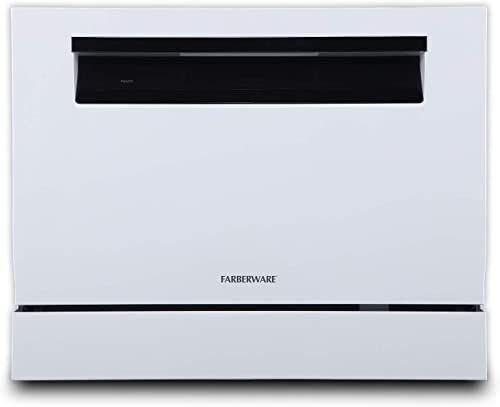 Buy Farberware Fcd06asswhb Countertop Dishwasher 6 Piece