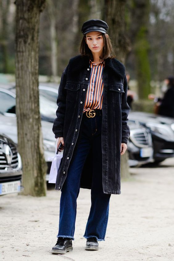 Tyler Joe captures the best off-the-runway style in the City of Light.