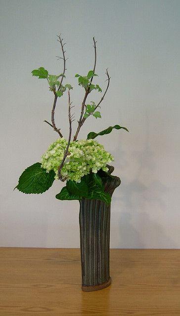 ikebana 025_1 | por woodcut55
