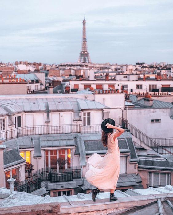 Parigi cose da vedere (se cercate lo scatto perfetto per Instagram)