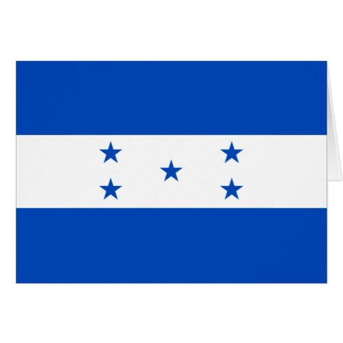 Honduras Zazzle Com In 2020 Honduras Flag Honduras Between The Oceans