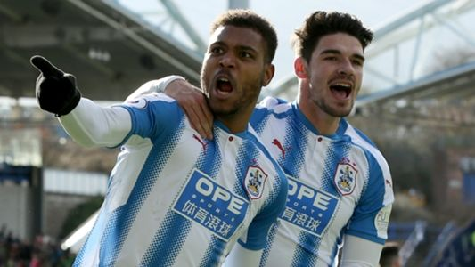 We Ll Impose A Big Fight Huddersfield Town S Mounie Fires Everton Warning Huddersfield Town Huddersfield West Bromwich Albion