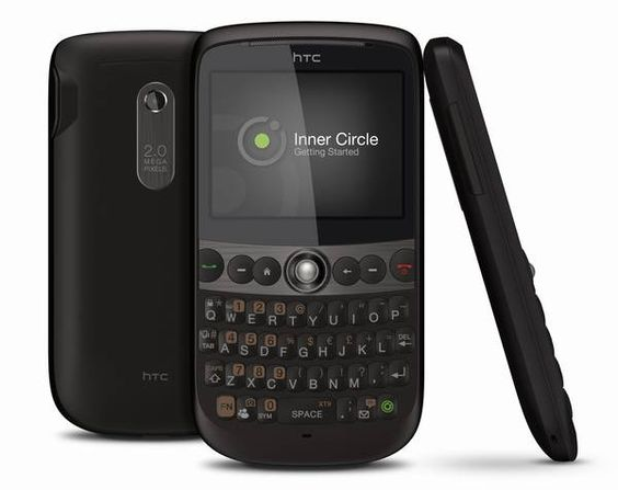 Snap - Handy mit QWERTZ-Tastatur