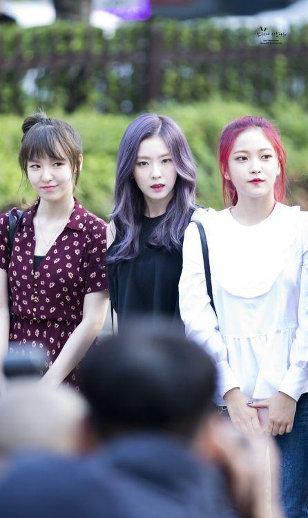 Wendy, Irene & Yeri ♪ Red Velvet