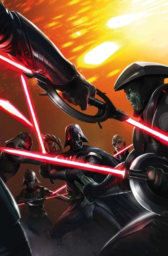 Darth Vader: Dark Lord of the Sith, Vol. 2: Legacy's End