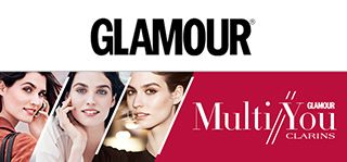 GLAMOUR - Multi You - Clarins