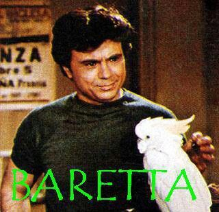 """Baretta  I own an umbrella cockatoo and when people older than 30 ask what that is I just say """"a beretta bird"""""""