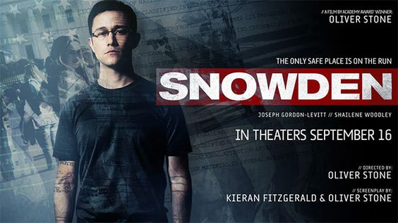 Trailer 1:The latest look at Oliver Stone's real-life espionage drama concentrates on Edward Snowden's (Joseph Gordon-Levitt) relationships – with his girlfriend (played by Shailene Woodley) and with the journalists and film-maker in whom he confides: Glenn Greenwald (Zachary Quinto), Ewen MacAskill (Tom Wilkinson) and Laura Poitras (Melissa Leo). Trailer 2 The film, based in part on Guardian journalist Luke Harding's book about the episode, is due to be released in the US on 16 September