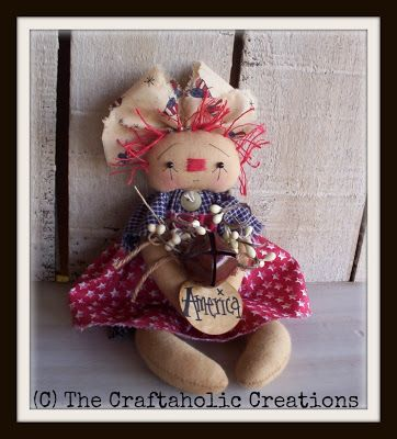 The Craftaholic Creations