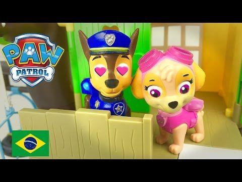 Youtube Com Imagens Patrulha Canina Chase Patrulha Canina