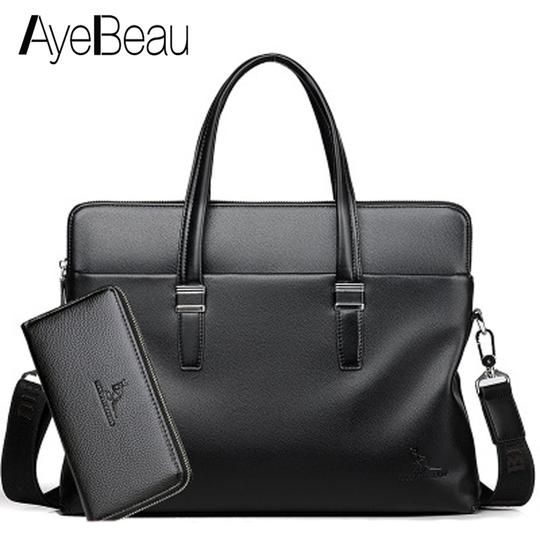 Best Work Bags For Female Lawyers Portable Work Business Office Genuine Leather Laptop Bag Https Bitlylink Com Lo Work Bags Best Work Bag Leather Laptop Bag