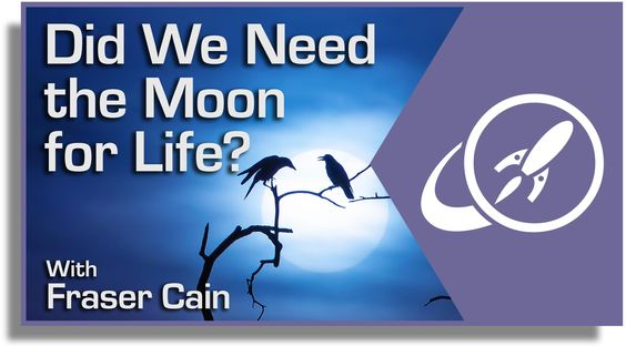 Astronomers hate the Moon because it ruins perfectly good observing nights. But is it possible that we all need the Moon for our very existence? Support us a...