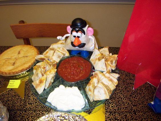 Mr. Tortilla Head - Toy Story 3