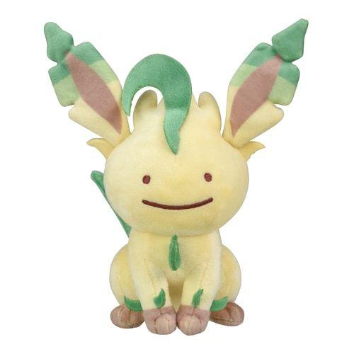 Metamon Pokemon Center Original Plush Doll Ditto