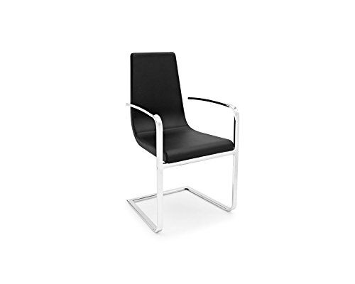 Black Leather Chair Leather Armchair Modern Dining Chairs Black Leather Chair