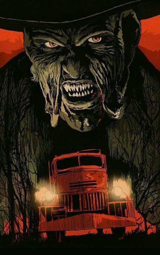 Pin By Ricky Montgomery On Jeepers Crerpers In 2020 Horror Movie