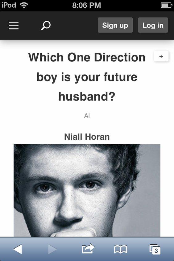 I got Niall!!!!!!!!!! 💚💚💚💚