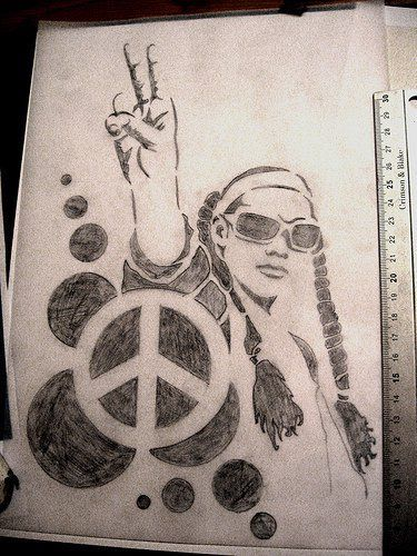 ☮: Obsession Luv, Plain Peace, It S Art, Peace Signs, Change, Happiness, Purple Peace, Z Peace Love