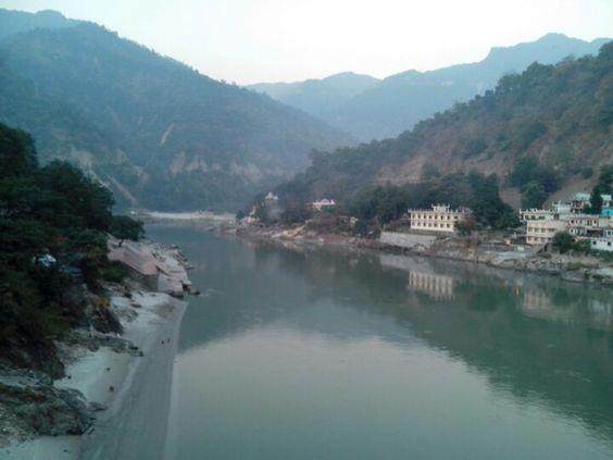 Rishikesh   ऋषिकेश   हृषीकेश à Uttarakhand