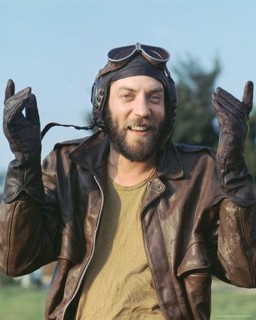 Donald Sutherland in Kelly's Heroes