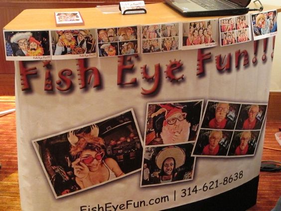 17 best images about graduation sponsor eyes wedding for Fish eye fun