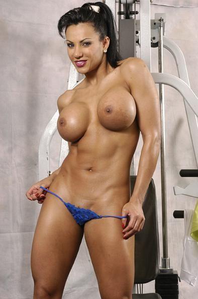 sexy female bodybuilder porn Photo 25 Sep  Sexy muscle MILF Roxy Rain masturbating in heels gif.