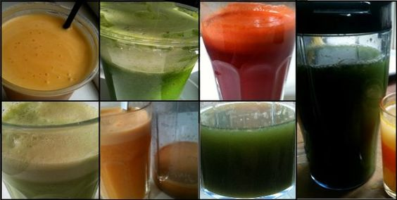 Quick guide to juicing + 10 Juice Recipes