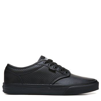 black outsole atwood vans