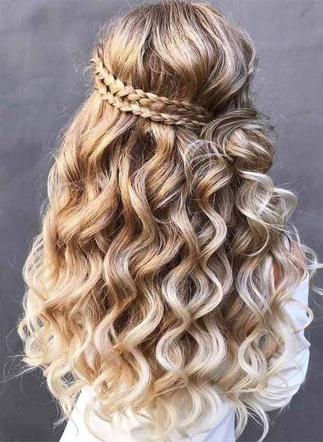 Prom And Pageant Hair Inspiration Find More Beautiful Hairstyles With Pageant Planet Hair Hairstyle P Prom Hair Down Long Hair Styles Cute Prom Hairstyles