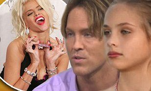 Larry Birkhead talks about life as a single parent to Dannielynn and reveals how he keeps Anna Nicole Smith's memory alive | Daily Mail Online