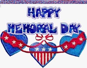 memorial day clip art animated