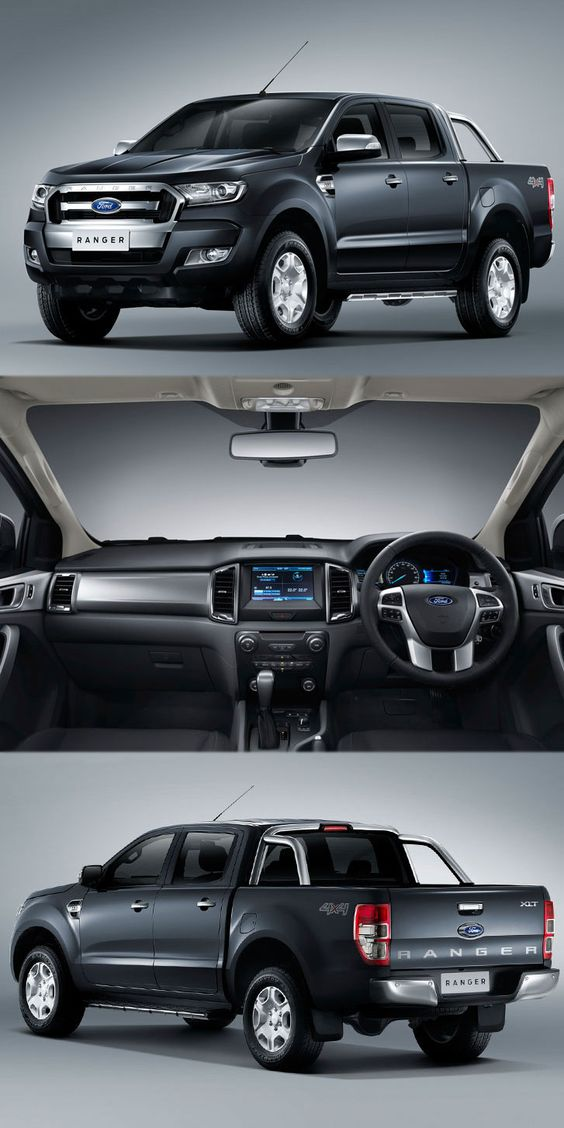 The 2016 Ford Ranger Refreshed Read more details at: http://www.garage777.co.uk/blog/category/ford/