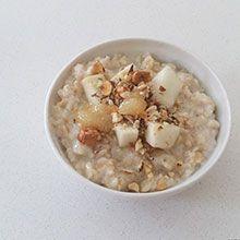 ricetta dolci facili porridge ME creativeinside