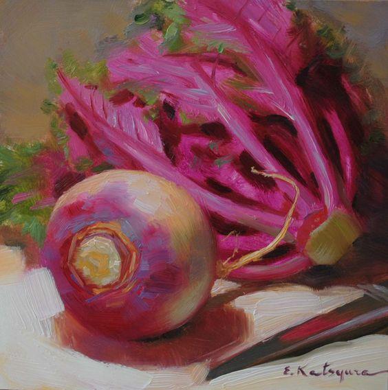 Paintings by Elena Katsyura: March 2012