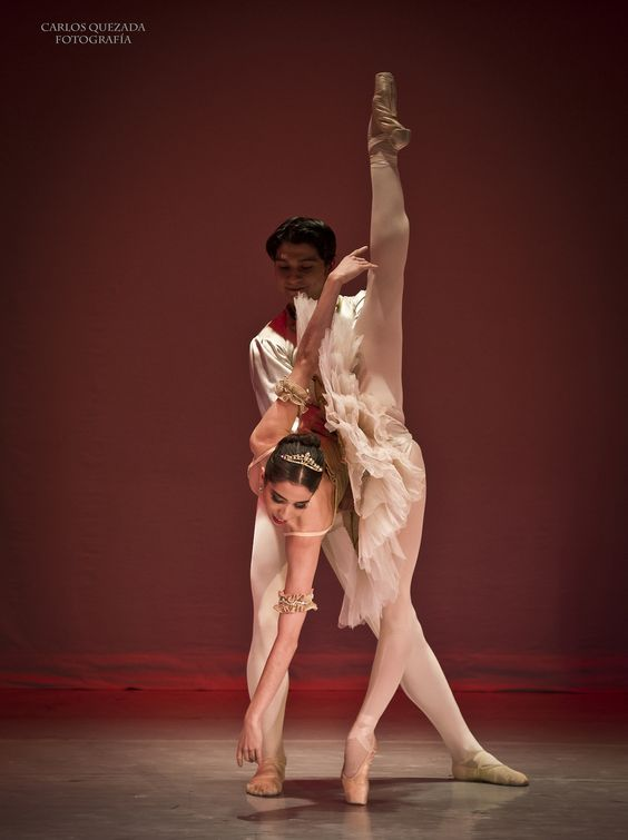 Compañía Nacional de Danza / México   Giselle  Pas de Deux - Mayuko Nihei & Erick Rodriguez  Nutcracker Pas de Deux - Ana Elisa Mena & Argenis Montalvo  Fotografía Carlos Quezada