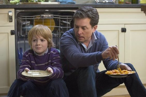 """NBC's new fall comedy The Michael J. Fox Show has humor and heart. """"One of the things the show deals with when it deals with Parkinson's is about perception,"""" Fox explained. """"A lot of times when you have a disability, one of the things you deal with is projection and what [people] think something is. But Parkinson's itself, there's nothing horrifying about it to me. There's nothing horrifying about someone with shaky hands… That's just our reality; we have no control."""""""