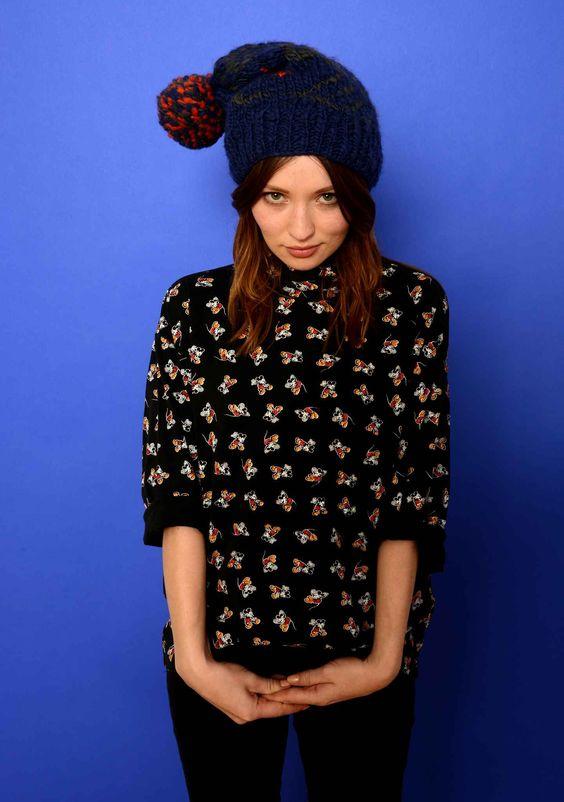 Emily Browning est à Sundance pour le film God help the girl de Stuart Murdoch.