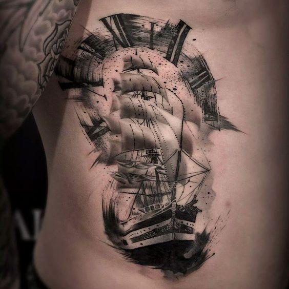 Us Navy Tattoos On Pinterest: Navy Ships, Ship Tattoos And Ships On Pinterest