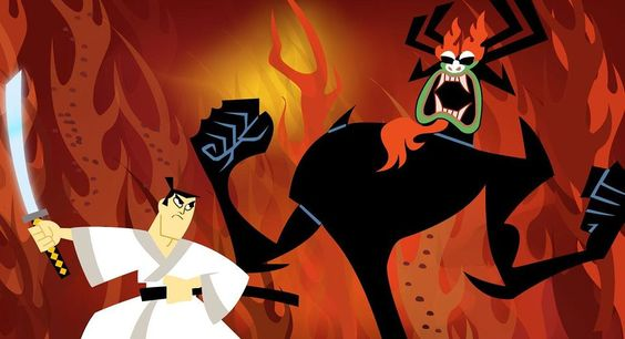 Samurai Jack Is Coming Back!!