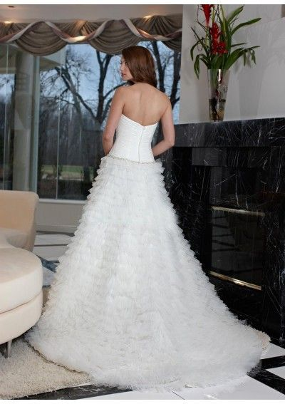 fashion wedding  dress